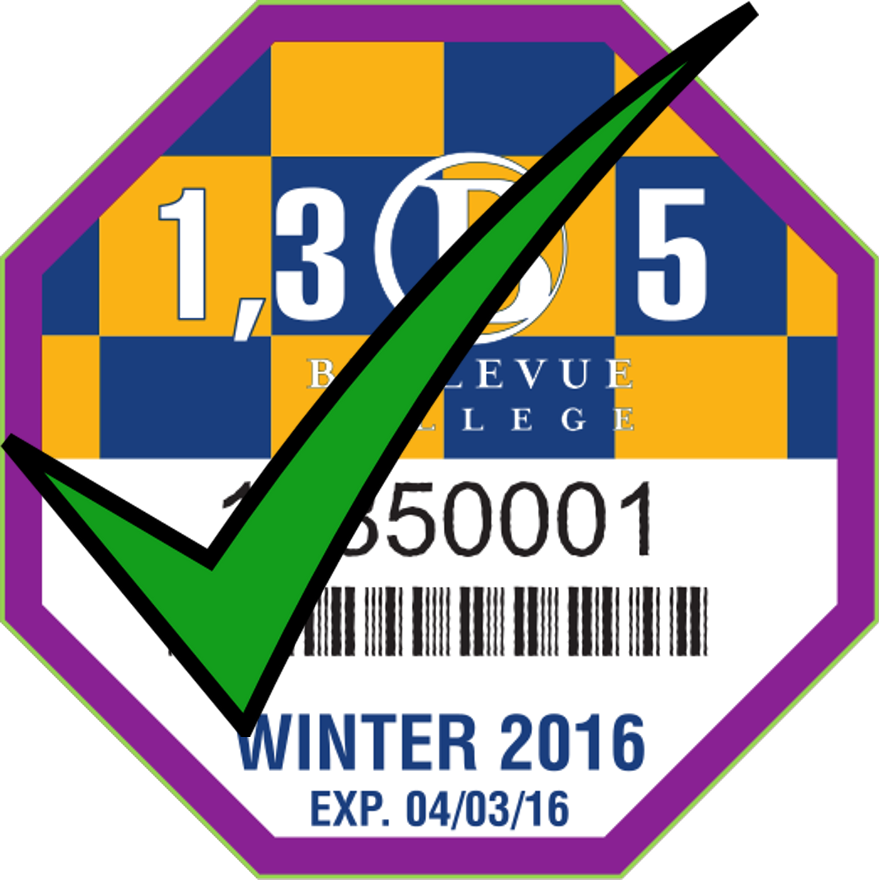 Winter 2015 Student Quarterly Limited-Campus Permit Example